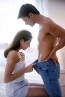 O que faz um homem perder a ereção?