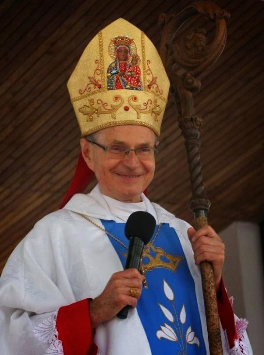 Bp Antoni Długosz Częstochowa