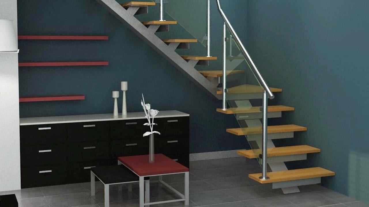 Si necesitas una escalera met lica en san sebasti n - Barandillas metalicas para escaleras ...