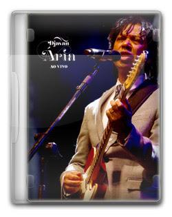 DVD Djavan: Ária   Ao Vivo 2012