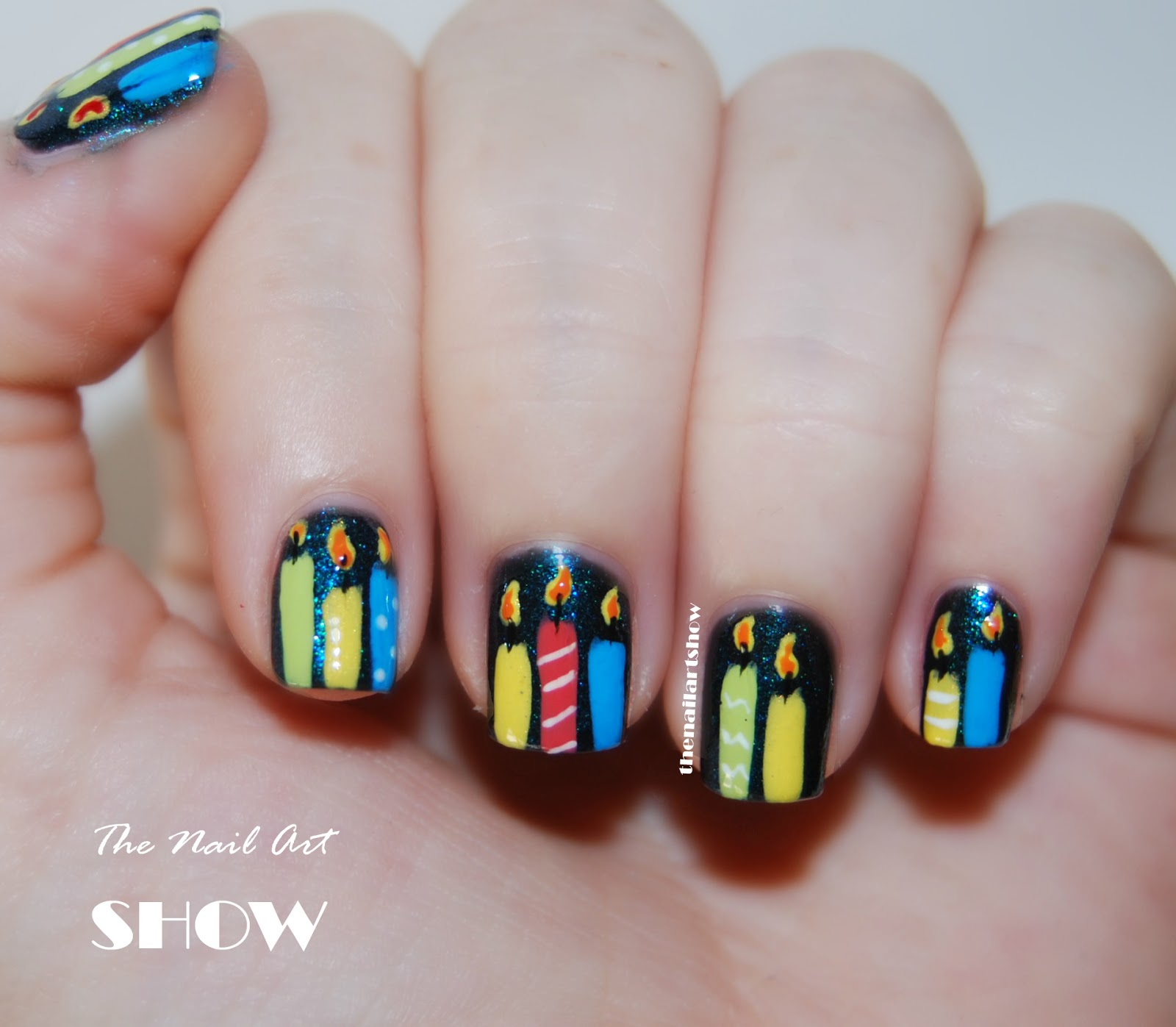 Happy Birthday To Me! | The Nail Art Show