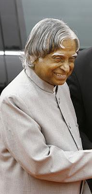 Abdul Kalam - Cientista e Politico Indiano