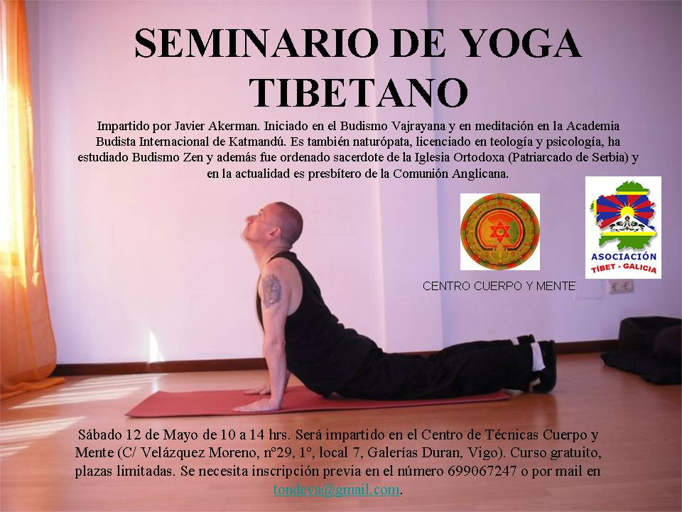 yoga tibetano madrid