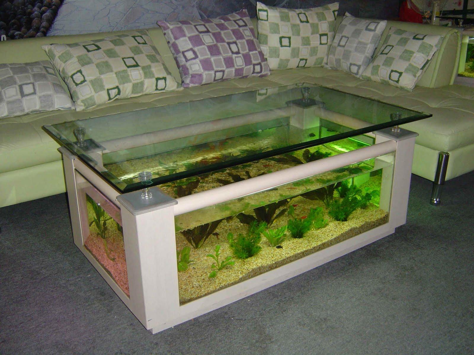 Стол для аквариумов своими руками