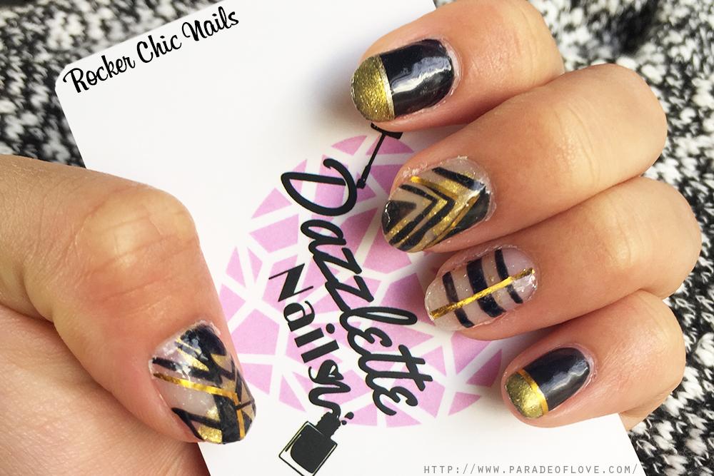 Dazzlette Nails