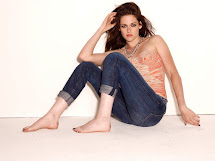 Foot Thought Global Celebrities' Feet Kristen Stewart