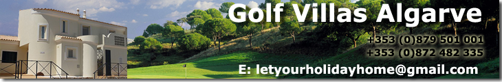 Golf  Villas Algarve