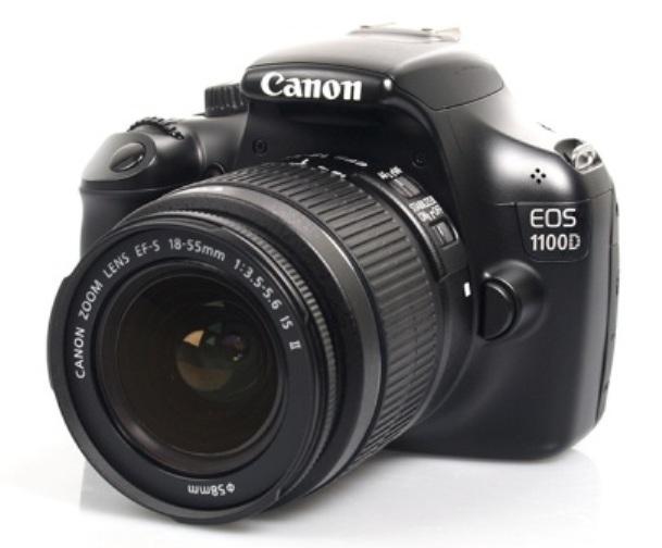 Daftar Harga kamera Canon EOS 1100DC Terbaru 2013