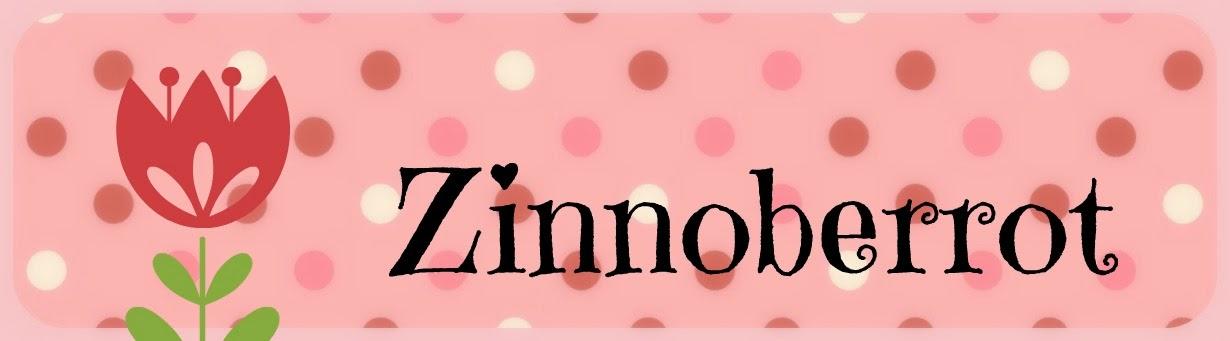 Zinnoberrot