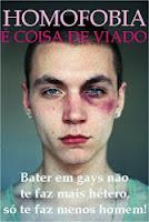 Diga não a Homofobia