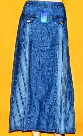 Skirt Jeans Labuh
