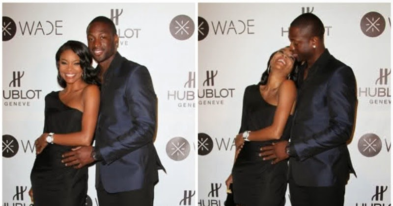 Dwyane Wade And Gabrielle Union Wedding Invitation was nice invitations example