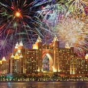 Dubai Firework Displays Gallery 2013