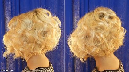 Jak się uczesać mając średniej długości włosy - zdjęcie