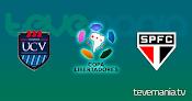 Cesar Vallejo vs Sao Paulo en Vivo - Copa Libertadores