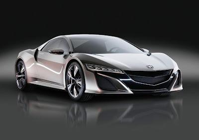 Honda NSX Concept 2012 images
