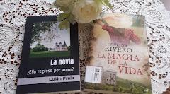 Gracias Maite. Mi libro al lado del de Viviana Rivero-un orgullos.