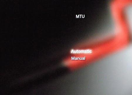 Konsola - PS3 - ustawienia MTU