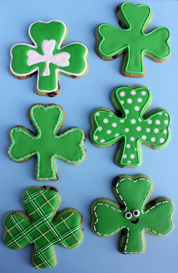 St Patrick S Day Sugar Cookies Gwen S Kitchen Creations