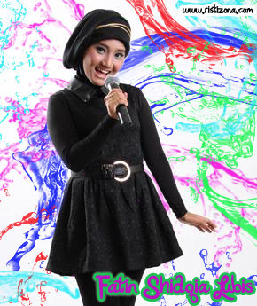 Foto Seksi Fatin X-Factor Indonesia