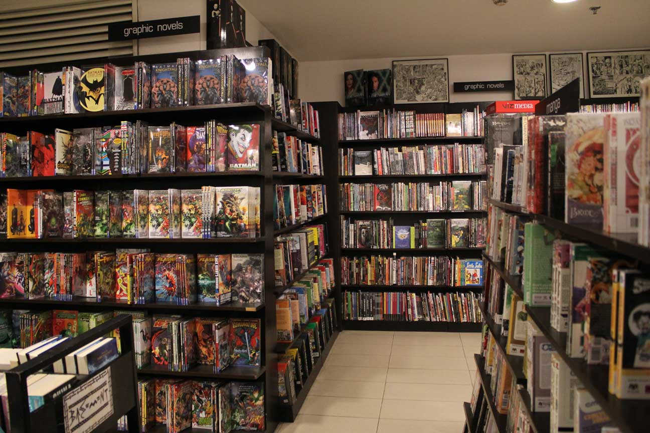Comic Odyssey Opens A Branch In Fully Booked High Street May 19