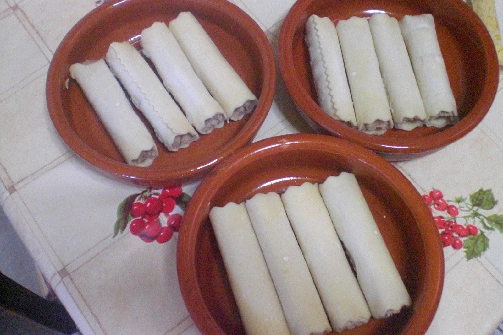 A la cocina con merche greixonera de canelones al rokefort - Nata para cocinar mercadona ...