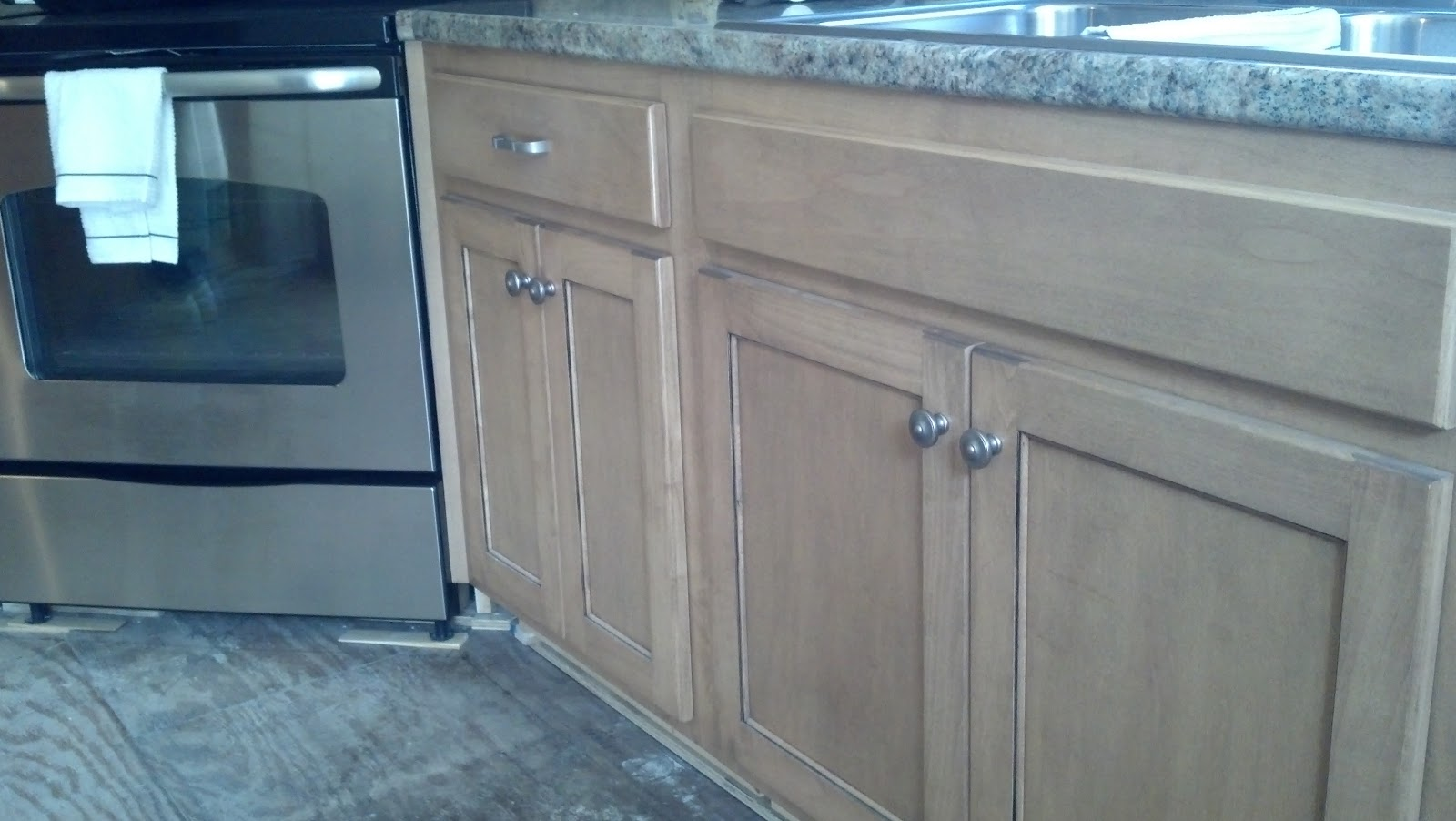 Adkisson's Cabinets: Maple Cabinets