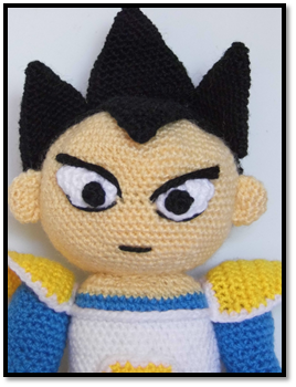 Dragon Ball Amigurumi