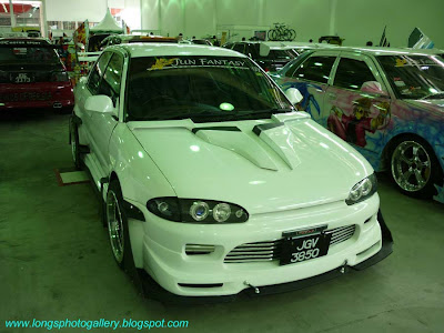 Wira Custom Bodykit