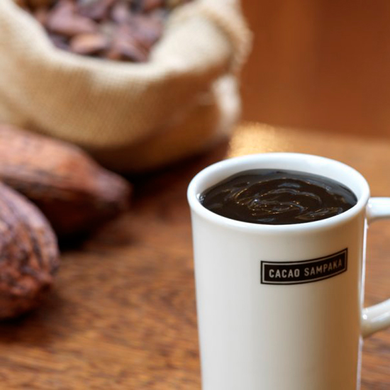 Cacao Sampaka Madrid