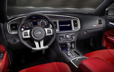 2016 Dodge Stealth interior