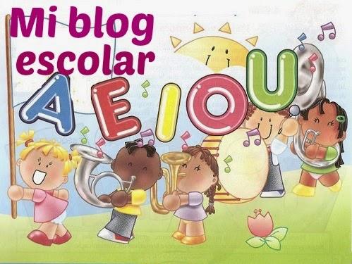 Mi blog escolar