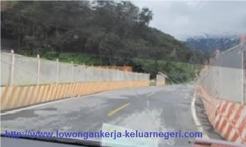 Lowongan Konstruksi pembangunan jalan tol  di Taiwan - Pendaftaran Kerja Ke luar Negeri Ali Syarief 0877-8195-8889 - 081320432002 Pin : 742D4E56