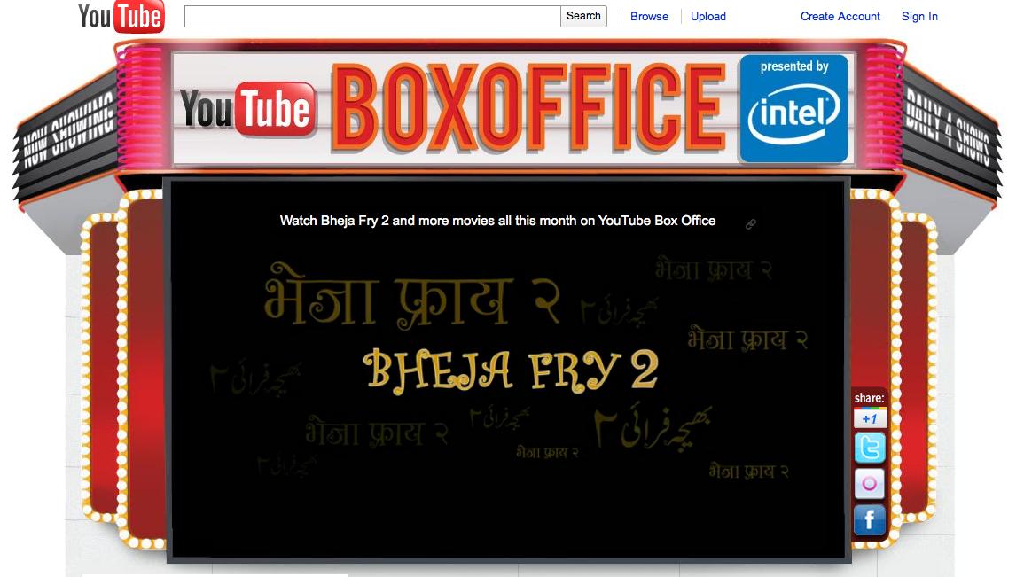 Bhejafry Movies