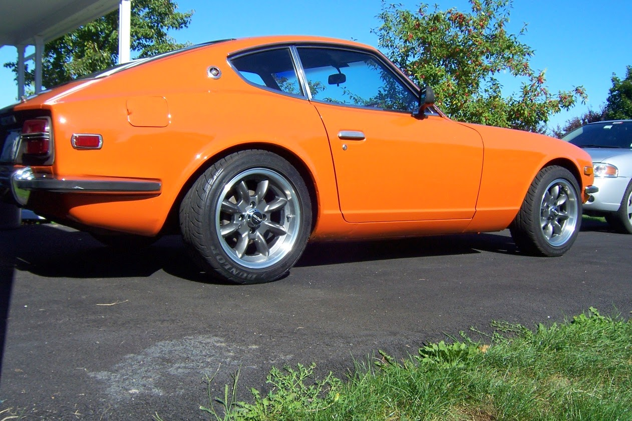 Theres always one thats here to screw up the program datsun datsun 240z vanachro Gallery