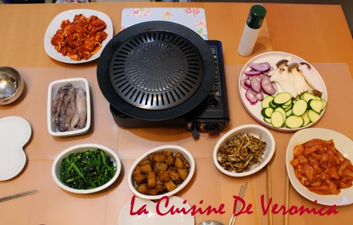 La Cuisine De Veronica 在家韓燒
