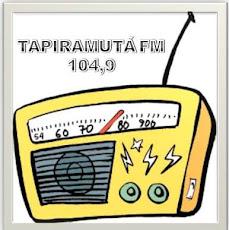 OUÇA A RADIO TAPIRAMUTÁ FM. Tel. (74)3635-2060