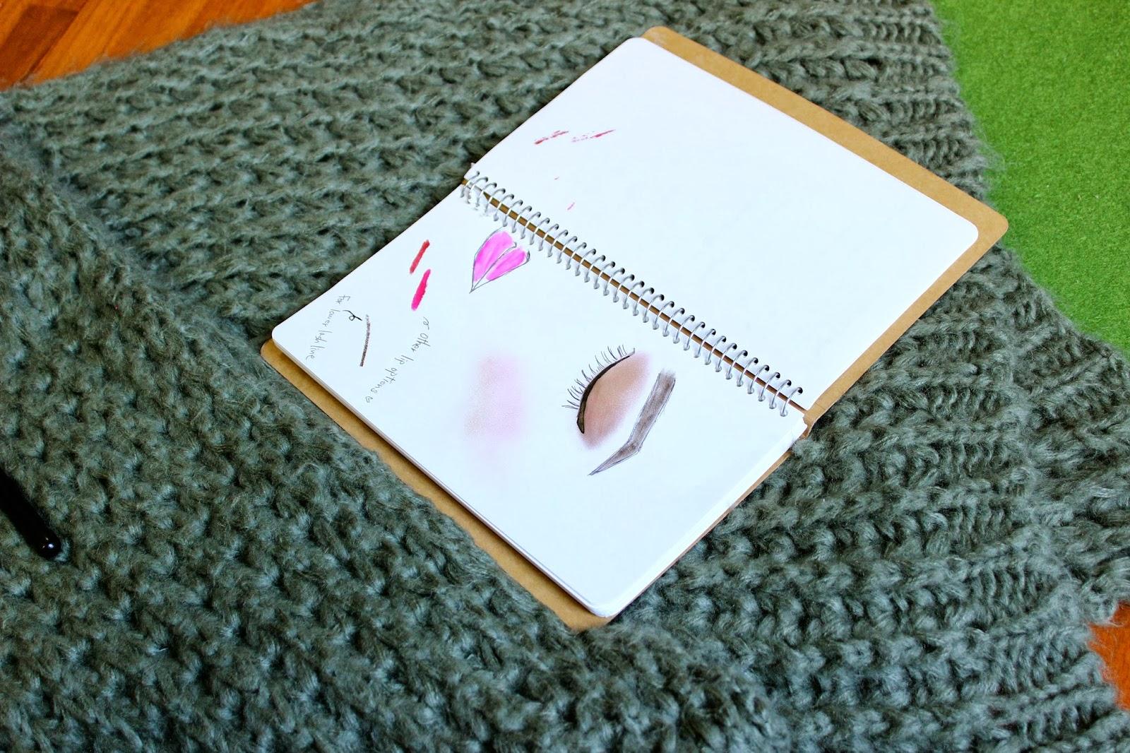 Wearable Dusty Smokey Eyes | Using Smashbox, NARS, MAC, TanyaBurr lip glosses etc.