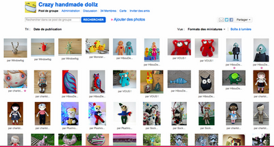 crazydollz sur flickr - art toys designer
