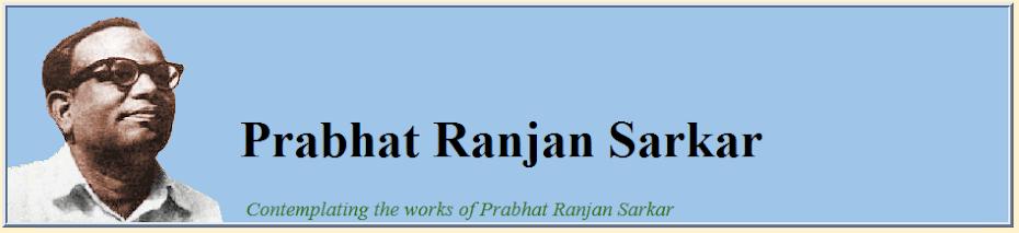 Prabhat Ranjan Sarkar