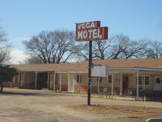 vega texas motel