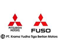 Logo PT Krama Yudha Tiga Berlian Motors