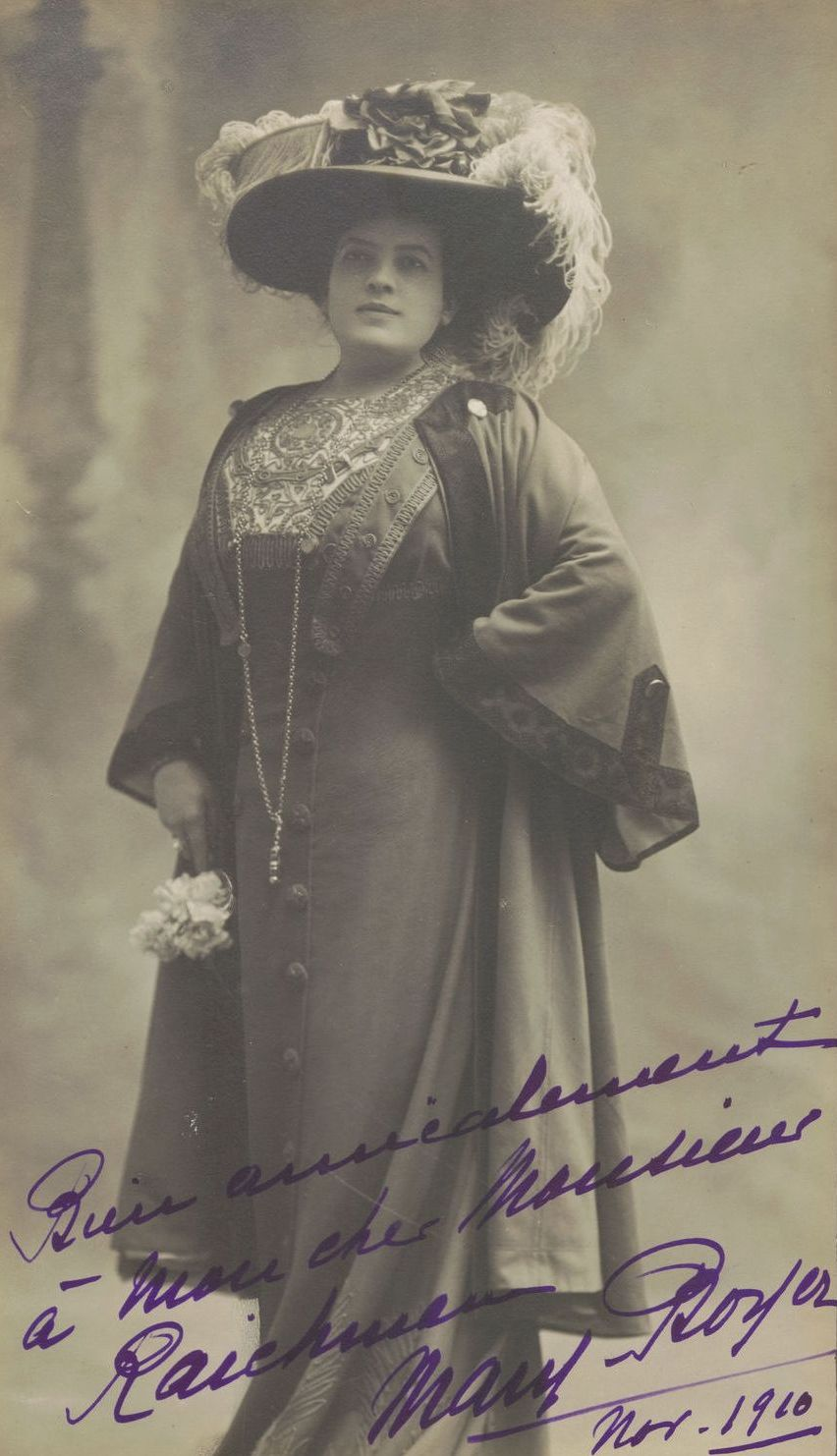 MARY BOYER (1869-1951): SOPRANO DE L'OPÉRA-COMIQUE CD