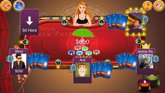 indian poker teen patti game hd photo