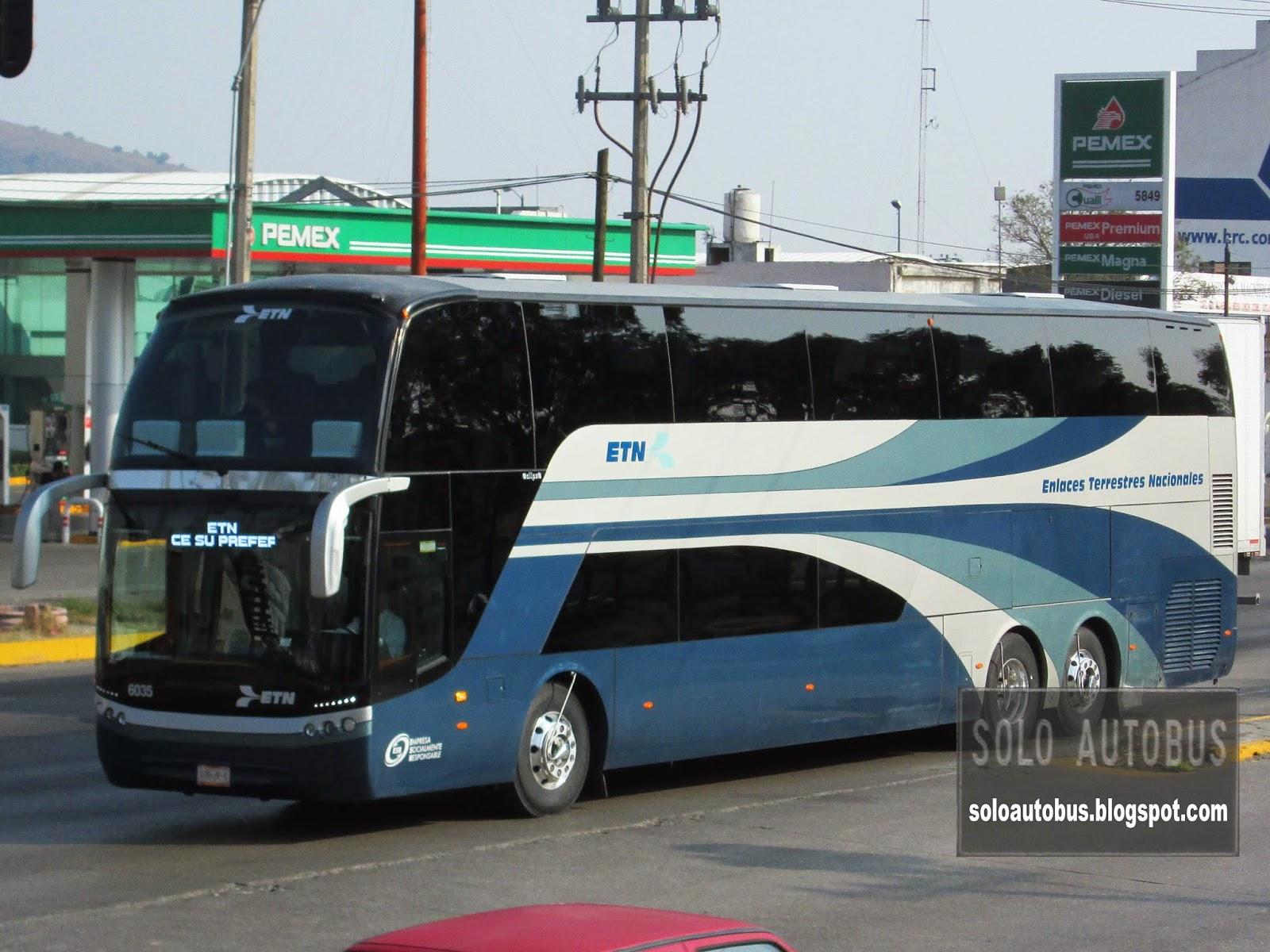 Soloautobus ayats eclipse etn - Autobuses de dos pisos ...