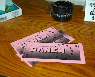 Panem Cash to spend in the Capitol General Store...click on image to read more.