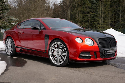 Bentley Continental GT Fettled