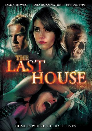 The last house cover