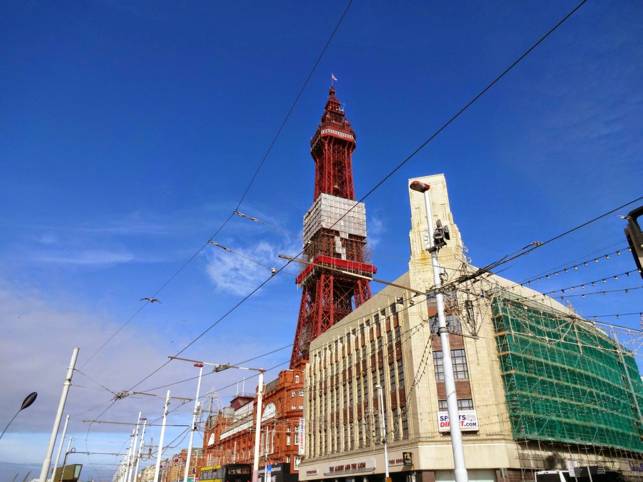 Welcome to Blackpool!