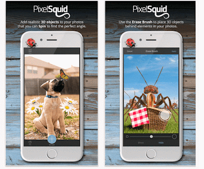 PixelSquid , app , iOS